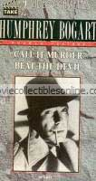 Beat the Devil & Call It Murder VHS