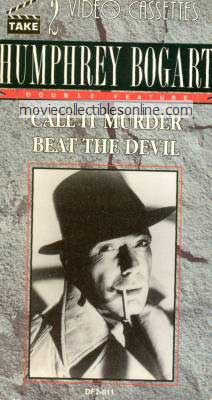 Beat the Devil & Call It Murder VHS
