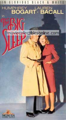 Big Sleep VHS