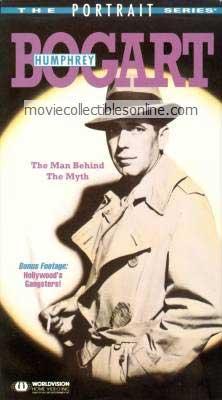 Humphrey Bogart: Man Behind the Myth VHS