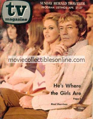 4/21/1968 Boston TV Magazine
