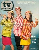 6/18/1967 Boston TV Magazine