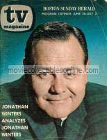 6/26/1966 Boston TV Magazine