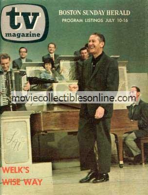 7/10/1966 Boston TV Magazine