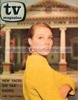 8/28/1966 Boston TV Magazine