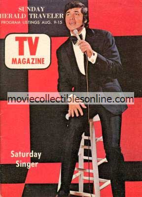 8/9/1970 Boston TV Magazine
