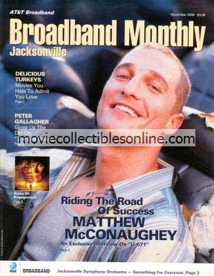 11/2000 Broadband Monthly