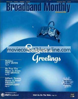 12/2001 Broadband Monthly