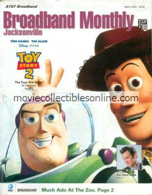 3/2001 Broadband Monthly