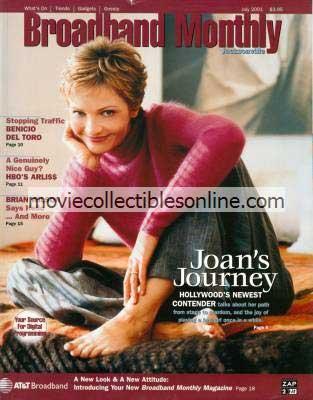 7/2001 Broadband Monthly
