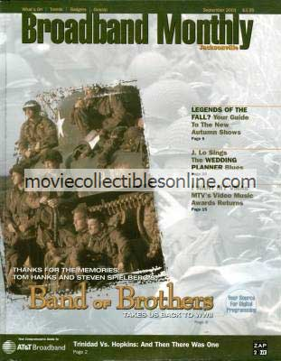 9/2001 Broadband Monthly